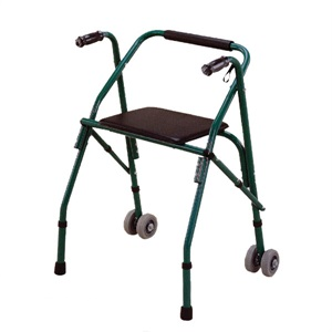 תמונה של הליכון למבוגרים עם מושב