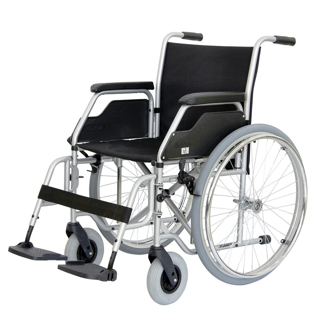כסא גלגלים מתקפל מוסדי