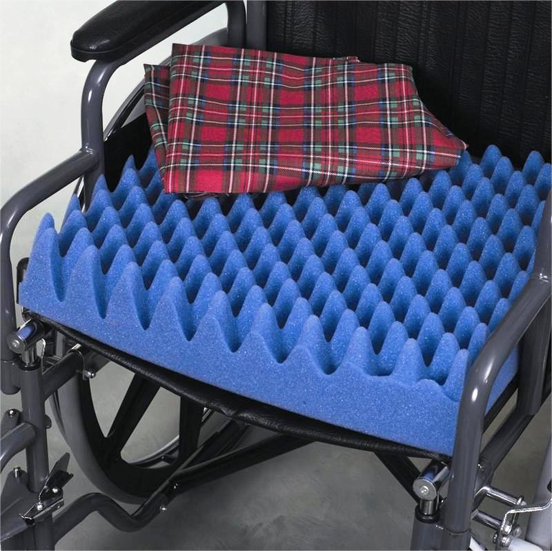 תמונה של כרית ביצים לכסא גלגלים