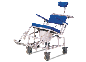 תמונה של כסא רחצה ושירותים טילט אין ספייס