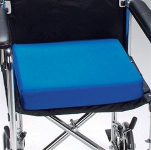 תמונה של כרית ויסקו ג'ל לכסא גלגלים