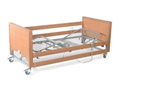 תמונה של מיטה סיעודית חשמלית הכוללת מזרון ויסקו מתנה